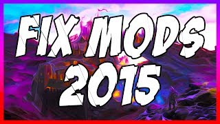September 2015 || How To Fix Skyrim Mods Not Working || 100% Working || PC