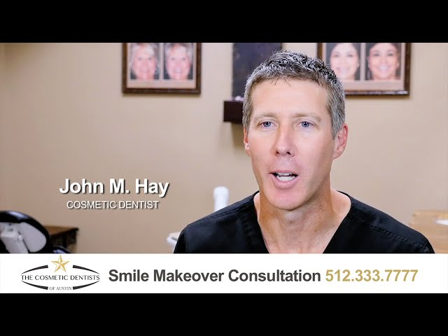 The Cosmetic Dentists of Austin - Meet Dr. Hay!