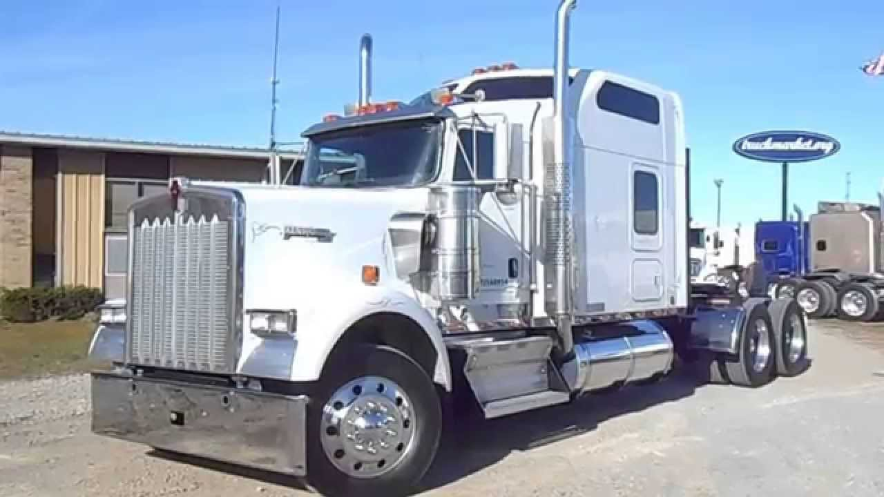 2007 Kenworth W900 For Sale