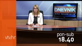 VTV Dnevnik najava 18. ožujka 2017.