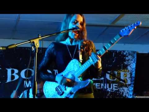 Erja Lyytinen - Mississippi Callin' - 10/16/15 Boom Boom Club - Sutton, UK