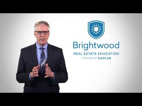 Kaplan Real Estate Education is now Brightwood Real Estate Education