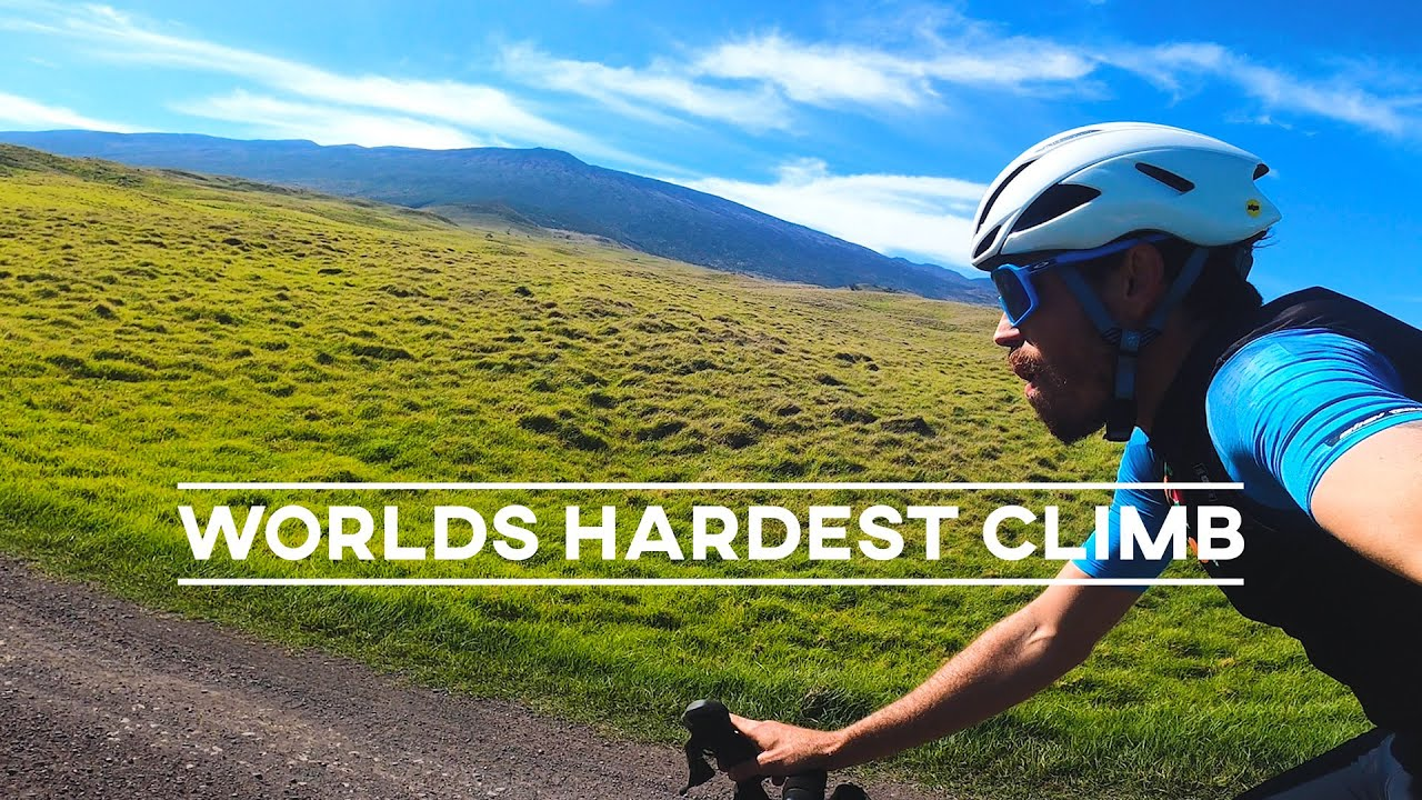The Impossible Route - Worlds Hardest Climb (A Cycling Documentary)