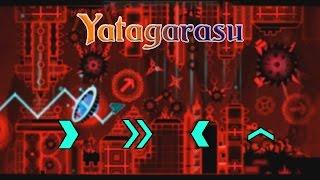 Geometry Dash - Yatagarasu - slow, fast, reversed, rotated