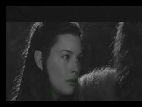 Legolas & Arwen Numb