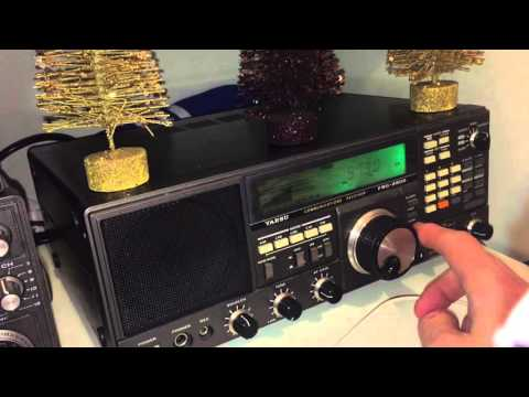Christmas Day 2015: Night-time Medium Wave scan to capture the band before European stations close