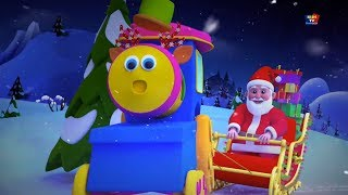 Bob Train Jingle Bells | Chanson de Noël pour les enfants | Christmas Song | Christmas Carols