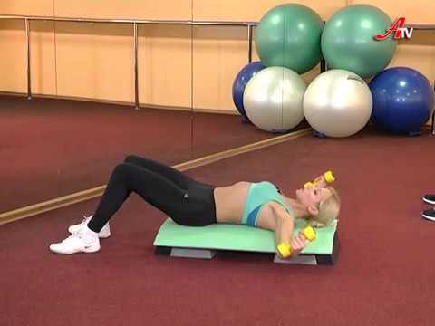 Как накачать грудь. Эффективные и не сложные упражнения для женщин