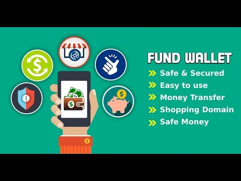 Online Fund Wallet