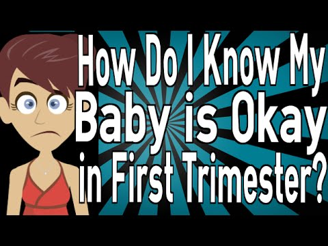 how-do-i-know-my-baby-is-okay-in-the-first-trimester?