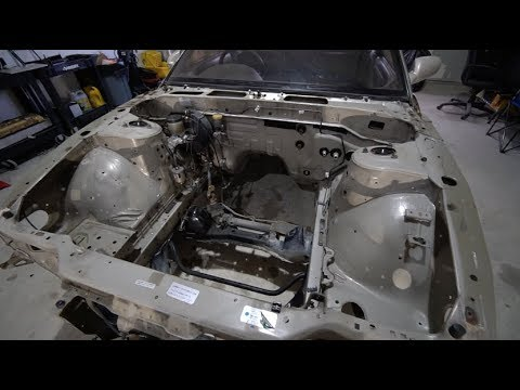 SILVIA ENGINE BAY SHAVE