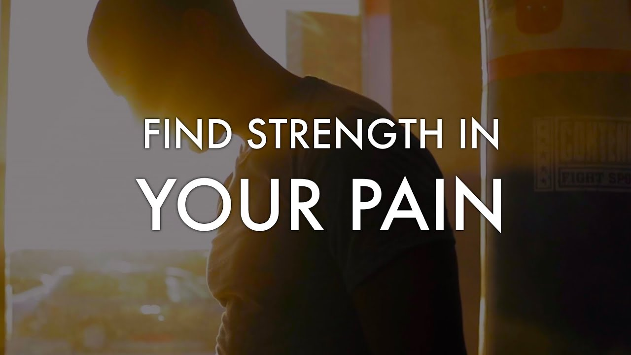 FIND STRENGTH IN YOUR PAIN | SHORT FILM
