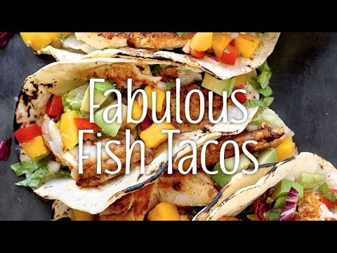 Fabulous Fish Tacos