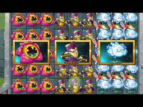 Plants Vs. Zombies 2 - Steam World Great Adventures Whole Plants (Chinese Version)