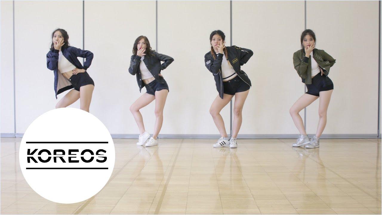 Koreos] BLACKPINK - 휘파람(WHISTLE) Dance Cover - YouTube