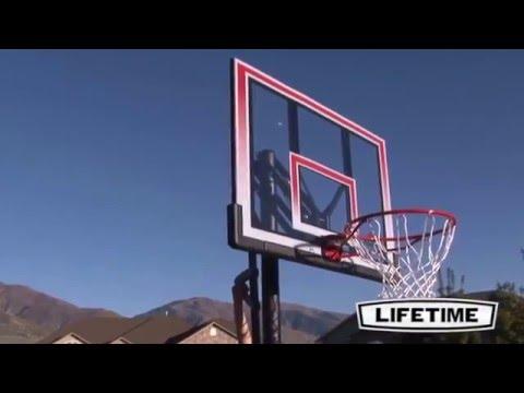Lifetime 50 Inch Portable Basketball Hoop 71566 - KitSuperStore.com