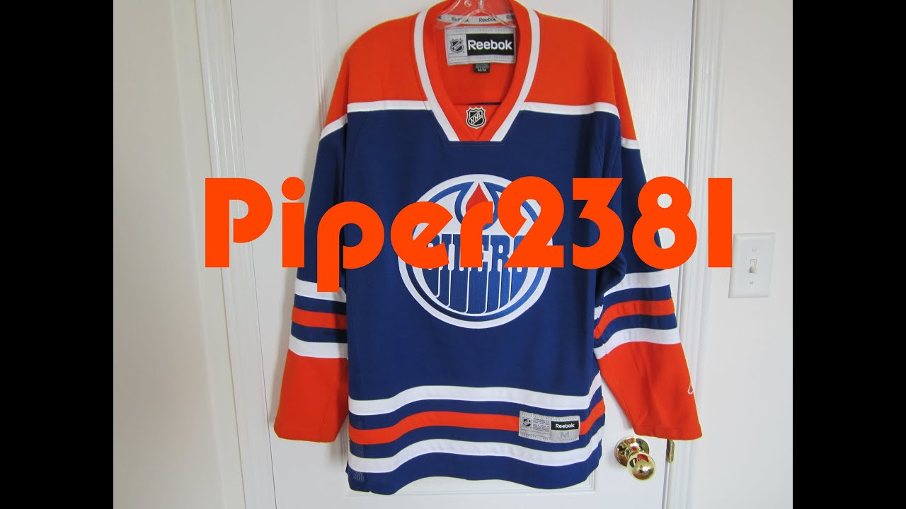 wholesale dealer 368ac d78d3 Edmonton Oilers Jersey