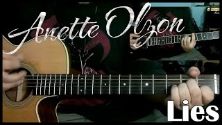 Anette Olzon - Lies (Cover)