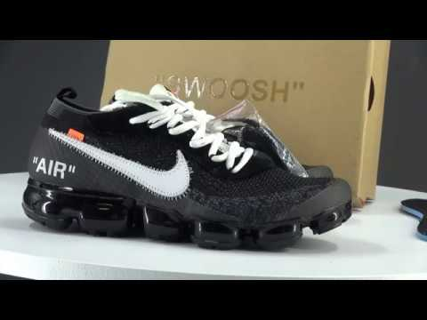 Off White X Nike Vapormax Correct Version HD Review From www.ajking.us
