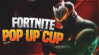 DUO POP UP CUP Ft NotDonVK! // CODE: YT_Prxsent // Fortnite Battle Royale (NL)