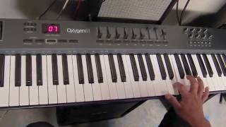 Danza kuduro Don Omar (tutorial intro)