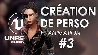 Création du BlendSpace et de l'Animation Blueprint - Tuto Unreal Engine 4 FR