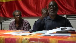 """Antilles African Liberation Day 2015: Panafricanisme """"LE VRAI ET LE FAUX"""""""