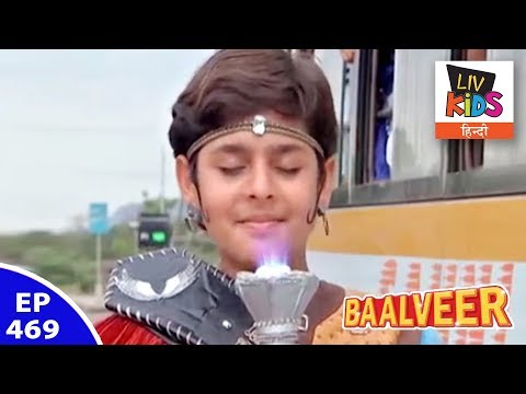 Baal Veer - बालवीर - Episode 469 - Baalveer To The Rescue