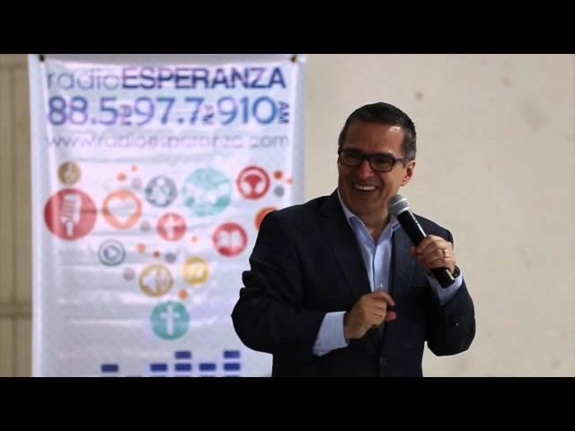 Conferencia para la Familia 02 - Luis Gabriel César Isunza: Dios Te Quiere Usar