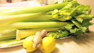 Juicing Celery: Ordinary Superfood that Can Repair the Digestive System & Detoxify