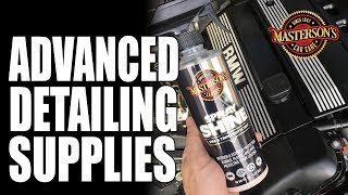 Advanced Detailing Supplies - Masterson's Car Care - Buyer's Guide