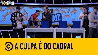#ACulpaÉDoCabral_-_TV_Raiz:_Caixa_Surpresa_-_parte_1