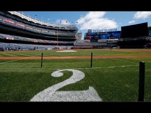Derek Jeter Number Retirement Ceremony - Yankee Stadium - 5.14.17