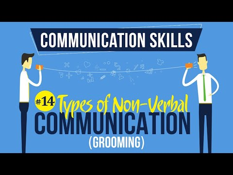 Types Of Nonverbal Communication (Grooming) - Introduction To Communication Skills