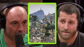 Baixar What Really Happened in Brazil's Slums After the Olympics Left Town | Joe Rogan and Ben Anderson
