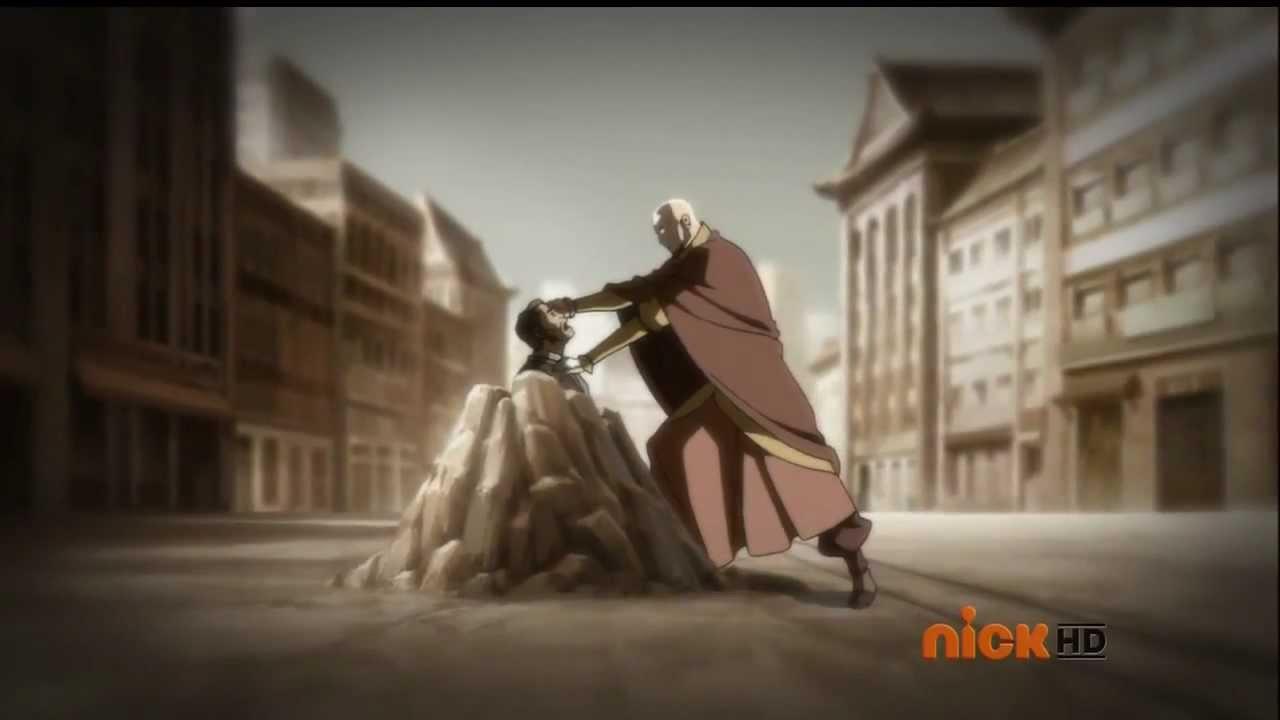 Download Avatar Aang Vs Yakone