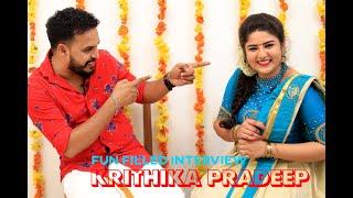 ക്രിറ്റിക പ്രദീപ്  - A Fun Filled Musical Interview | Krithika Pradeep Onam Special Show