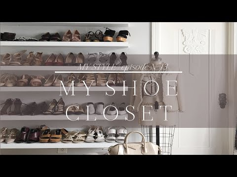 My Shoe Closet | Episode No. 13