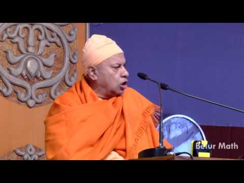 Speech On Swami Vivekananda In Bengali By Swami Sarvalokananda