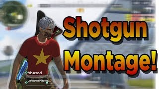ROS Shotgun Montage EP.2 - Rules of Survival
