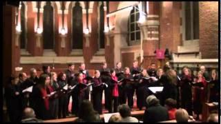 Wexford carol (arr. J. Rutter) - Brussels Chamber Choir