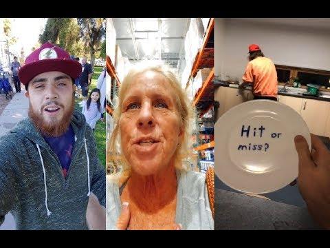 "TikTok Test "" HIT or MISS "" Challenge TikTok Compilation #hitormiss"