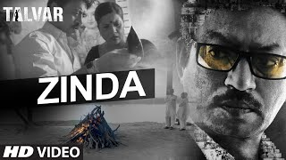 Zinda VIDEO Song - Rekha Bhardwaj | Talvar | T-Series