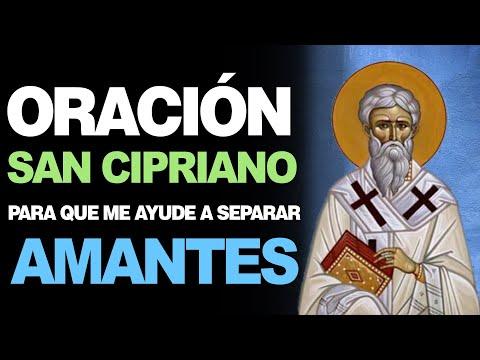 🙏 Oración Poderosa a San Cipriano PARA SEPARAR AMANTES 💔
