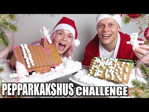 Pepparkakshus Challenge *Tomas VS Malin*