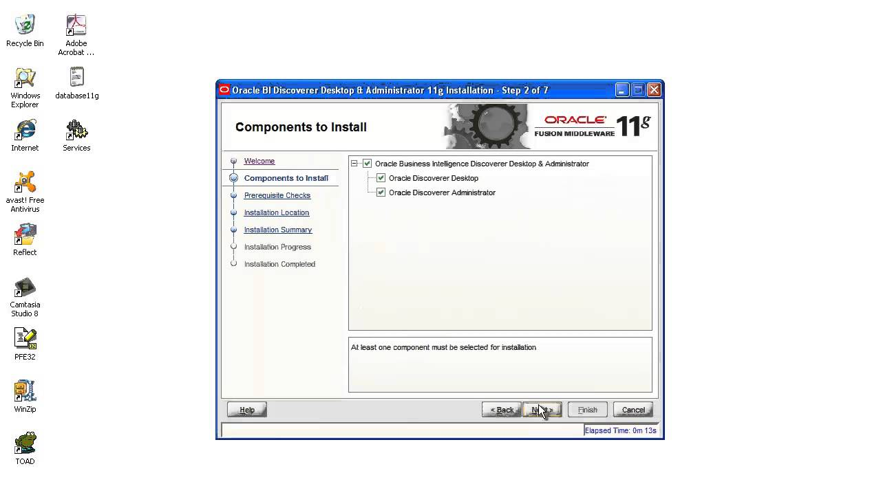 installing oracle discoverer 11g youtube rh youtube com Oracle Discoverer Viewer Oracle Discoverer User Guide