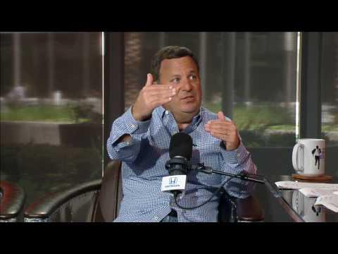 Former NE Patriots Executive Michael Lombardi on Patriots Draft Strategy - 4/24/17