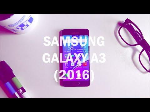 Samsung Galaxy A3 2016 review en español
