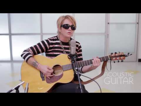 Shawn Colvin Performs s of Graham Nash, Bruce Springsteen Acoustic Guitar Sessions