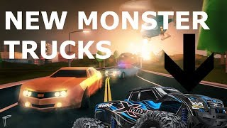 JAILBREAKS MONSTER TRUCK UPDATE (roblox jailbreak)